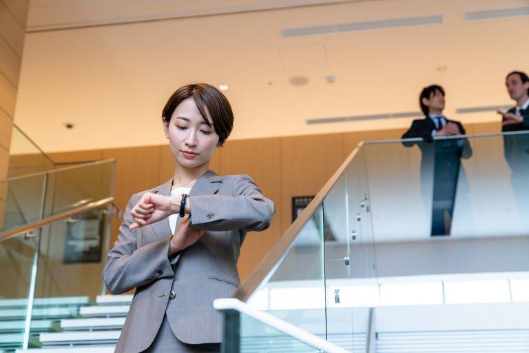 勤務間インターバル制度 導入・運用マニュアルを作成のイメージ画像